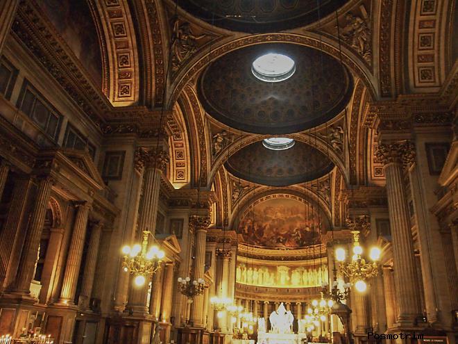 Где находится церковь Мадлен в Париже Как добраться самостоятельно, адрес, расположение на карте Парижа