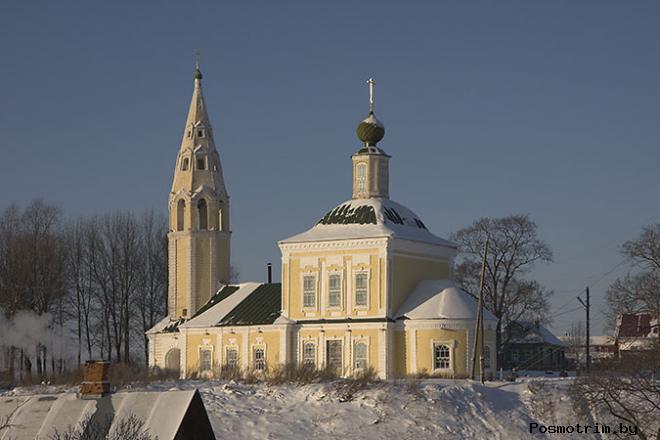 Троицкая церковь Тутаева