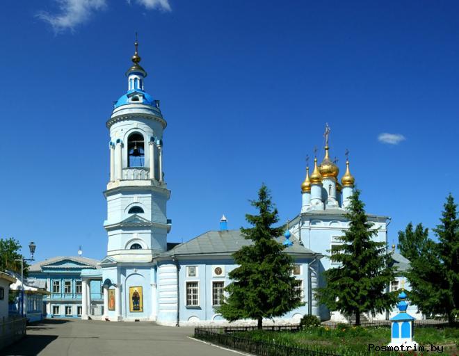 Богоявленский храм Коломна
