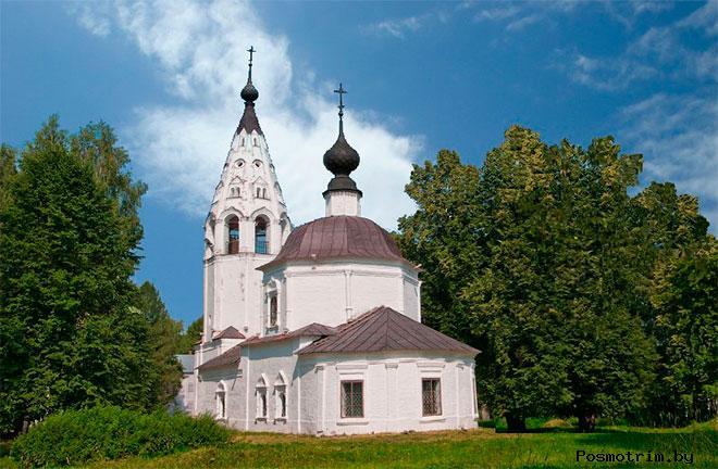 Успенский собор Плёс
