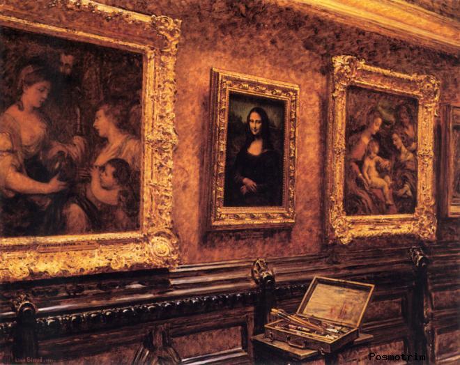 Шедевры Лувра - Самые знаменитые экспонаты музея Лувр