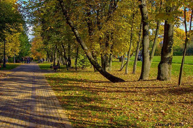 Романтическая легенда о привидении Лошицкого парка