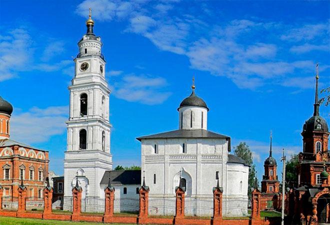 Воскресенский собор Влолоколамск
