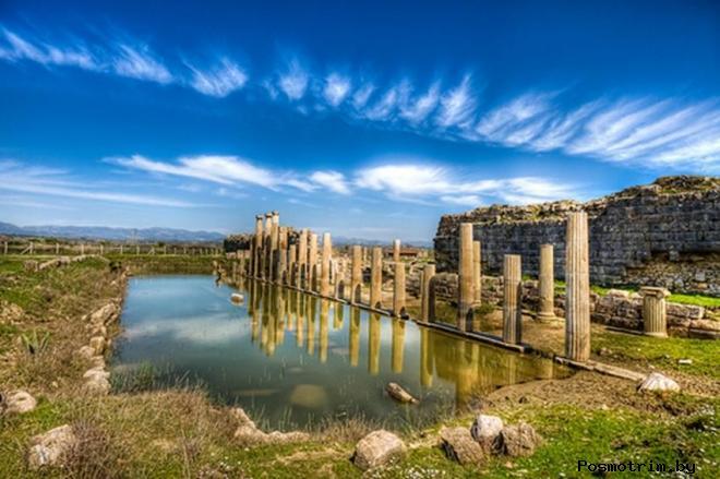 Античный город Магнесия на Меандре