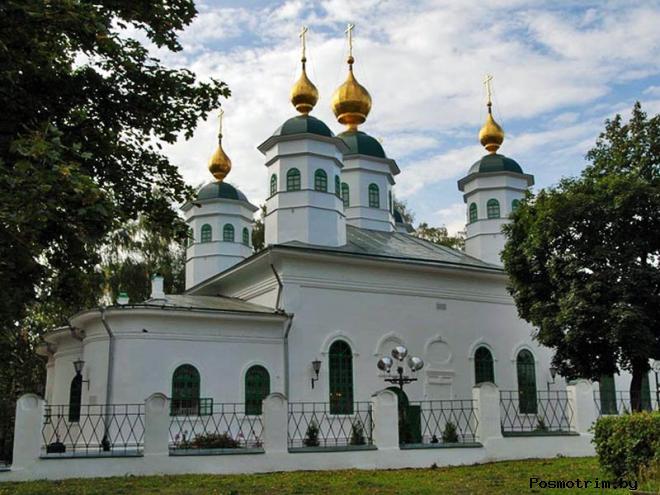 Архитектура Воскресенского собора Череповца
