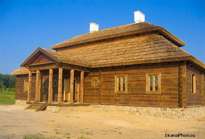 Музей-усадьба Тадеуша Костюшко в Коссово фото история
