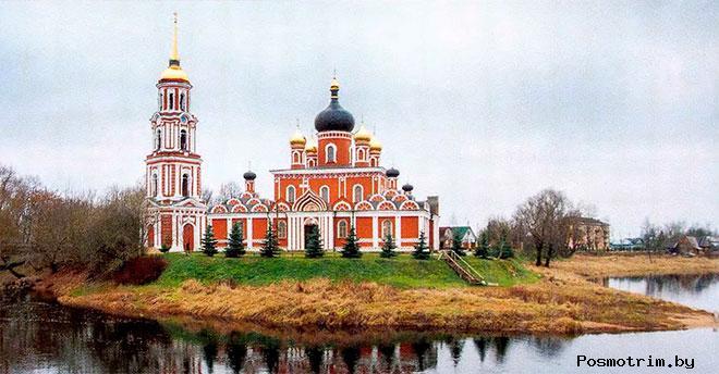 Воскресенский собор Старая Русса