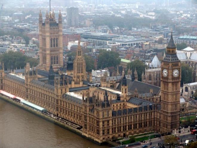 Вестминстерский дворец и башня Биг-Бэн