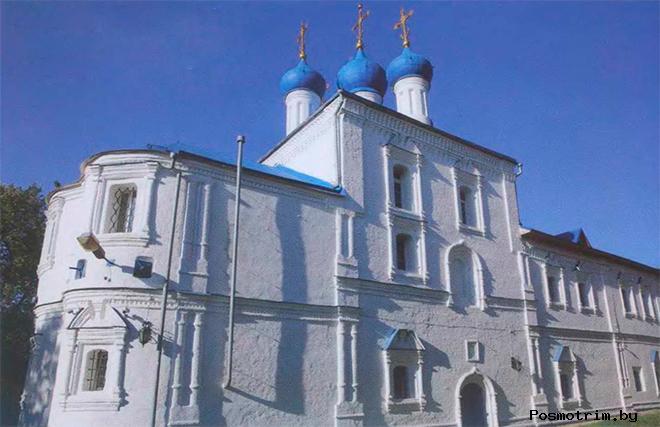 Архитектура Покровского собора Брянска
