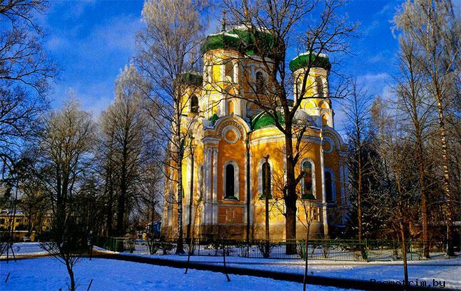 Павловский собор в Гатчине