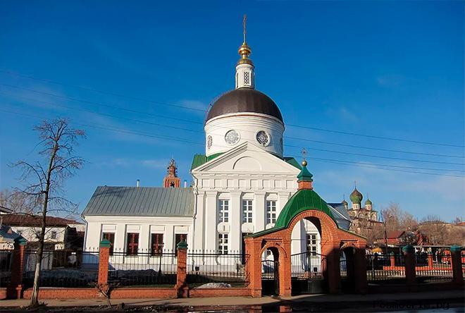 Владимирская церковь Арзамас