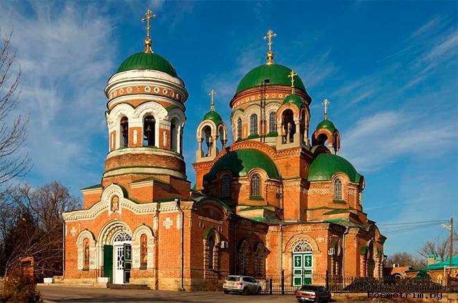 Храм Александра Невского Новочеркасск