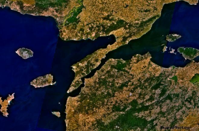 Полуостров Галлиполи
