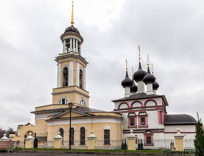 Зачатьевский храм Чехов