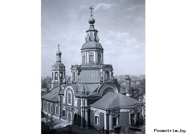 История храма Иоанна Воина на Якиманке