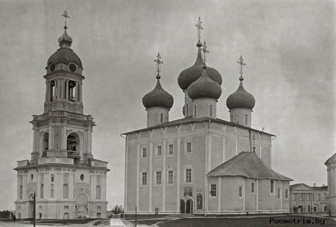 Преображенский собор Тверь