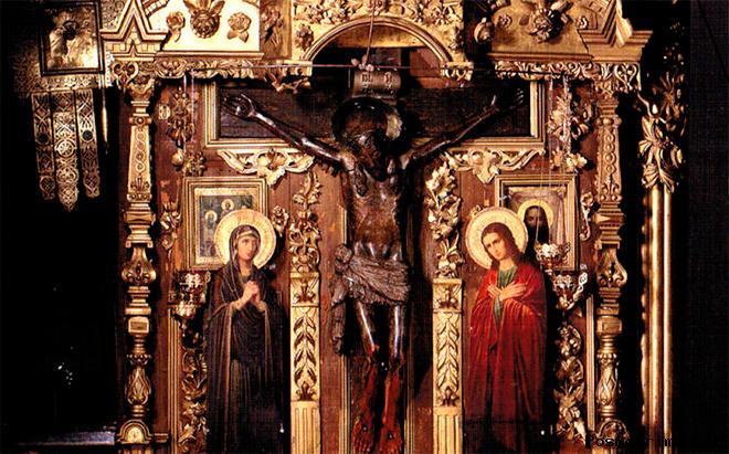 Животворящий Крест Арзамас