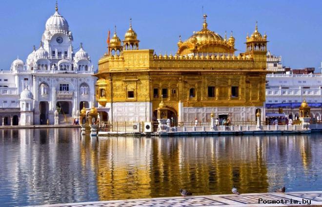 Золотой Храм — Хармандир-Сахиб
