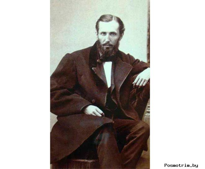 Александр Степанович Каминский архитектор