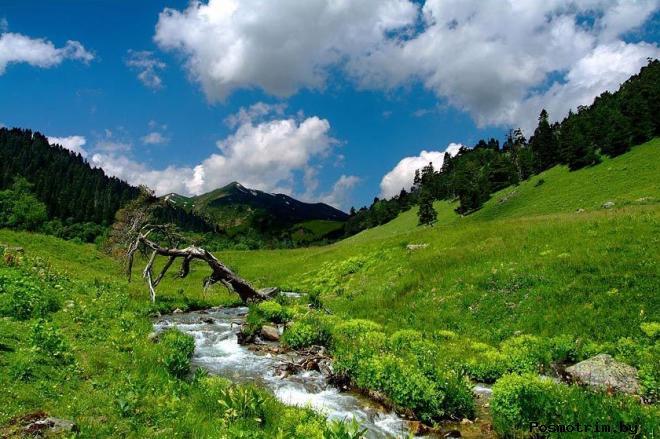 Долина Архыз