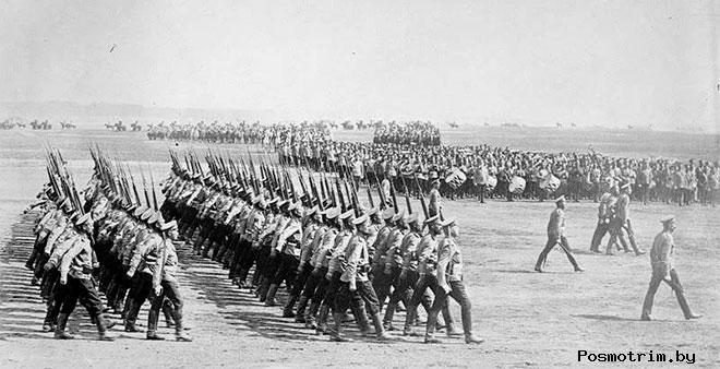 Русская императорская армия создание и история