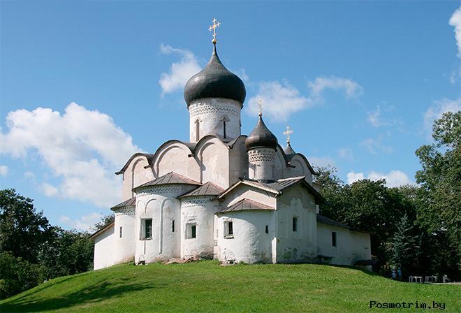 Храм Святого Василия Великого на Горке Псков