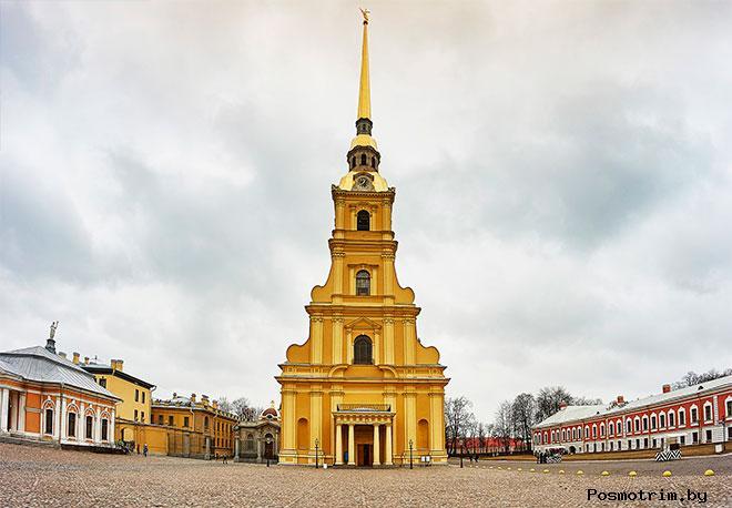 Петропавловский собор время работы контакты расположение на карте