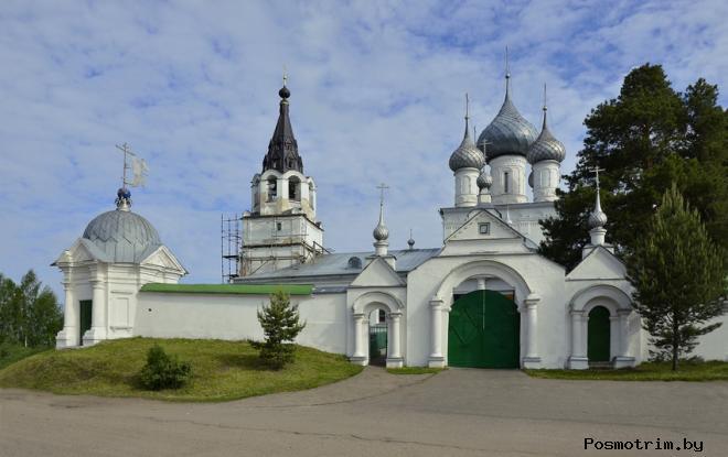 Троице-Сыпанов монастырь Нерехта