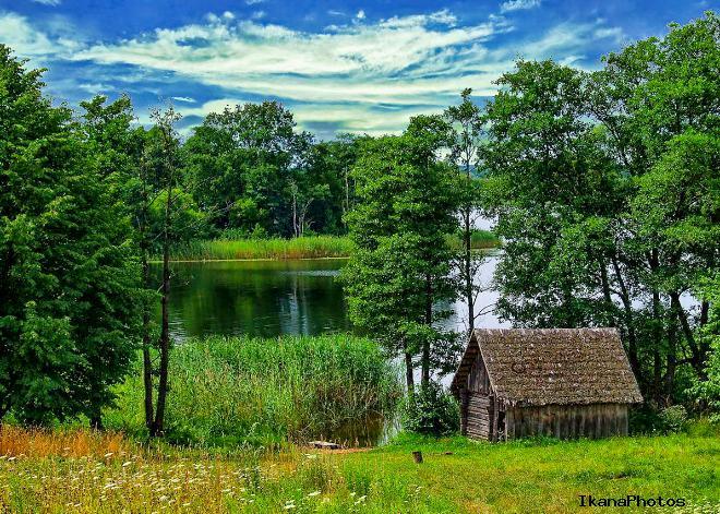 Национальный парк Браславские озера для туристов рыбаков и охотников