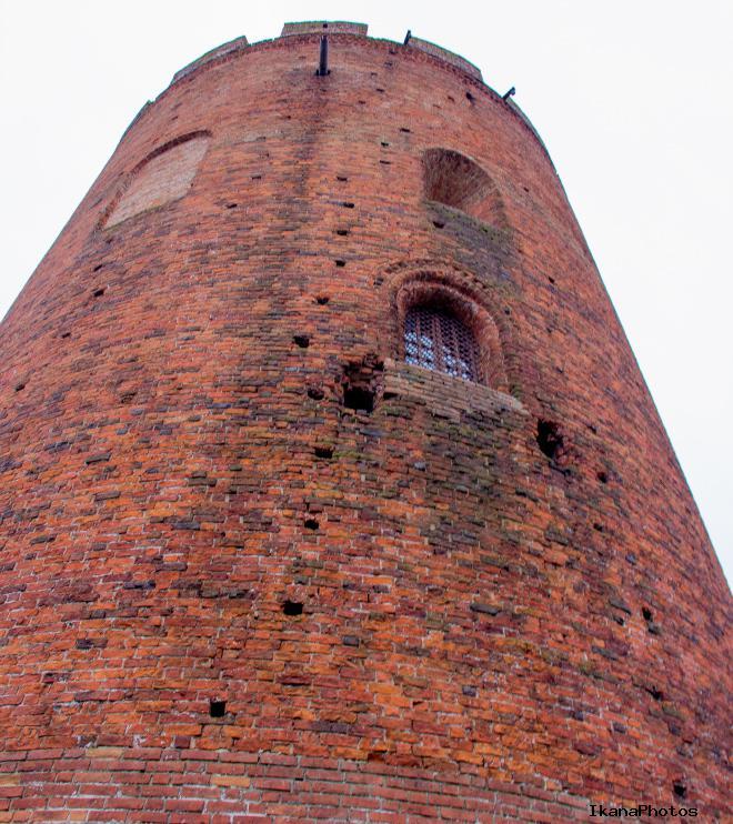 Каменецкая башня - краткая история Каменекцой вежи