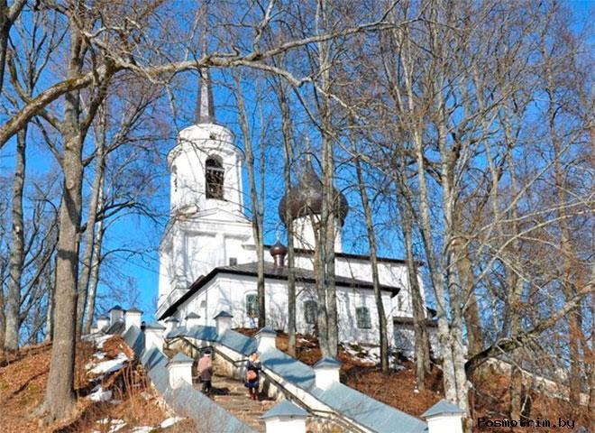 Успенский собор Святогорского монастыря