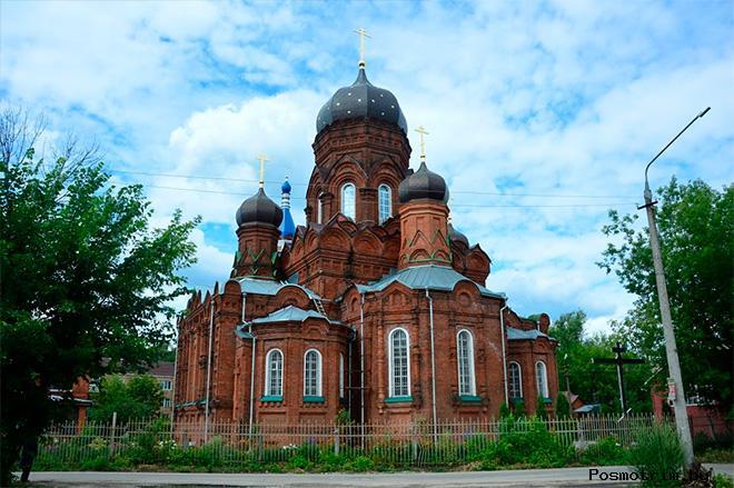 Храм Иоанна Богослова Ликино-Дулёво