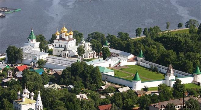Ипатьевский монастырь во время Смутного времени на Руси