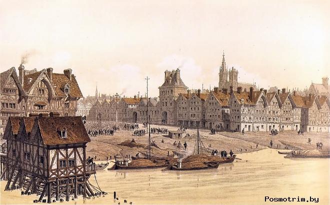 История Отель-де-Виль
