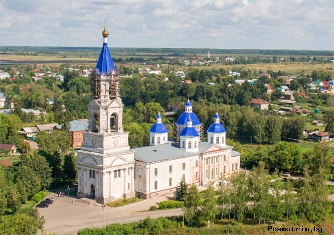История Воскресенского собора Кашина