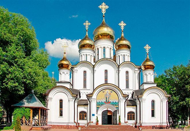Никольский монастырь Переславль-Залесский