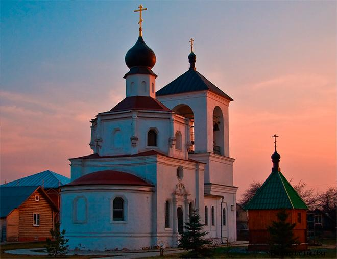 Церковь Николая Чудотворца Стрелково