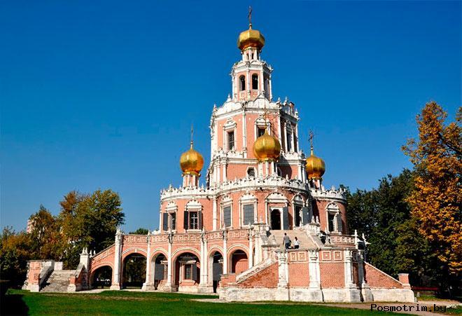 Церковь Покрова Богородицы в Филях Москва