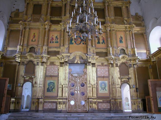 Никольский собор Зарайска внутри