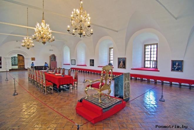 Крестовая палата в Суздали