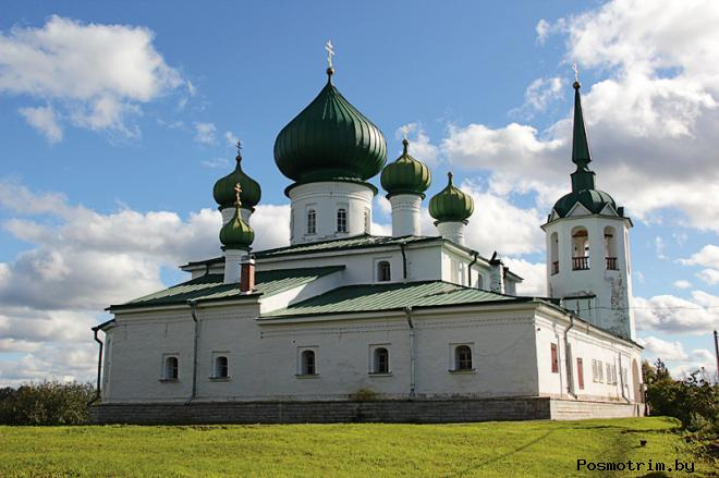 Церковь Рождества Иоанна Предтечи Старая Ладога