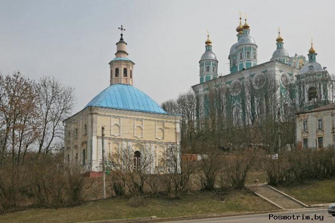Благовещенская церковь Смоленск