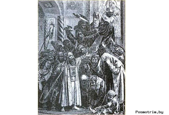 Чумной бунт в Москве 1771 года кратко