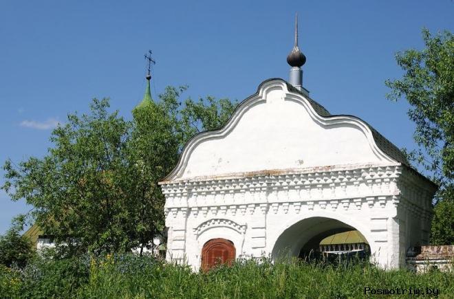 Святые ворота в Кидекше
