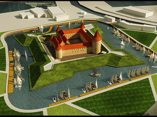 Мемельский замок