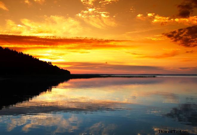 Нарочанское озеро водная система