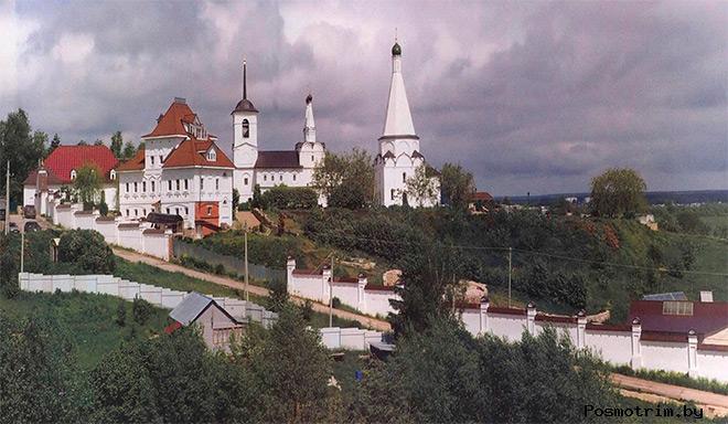 Спасо Воротынский монастырь
