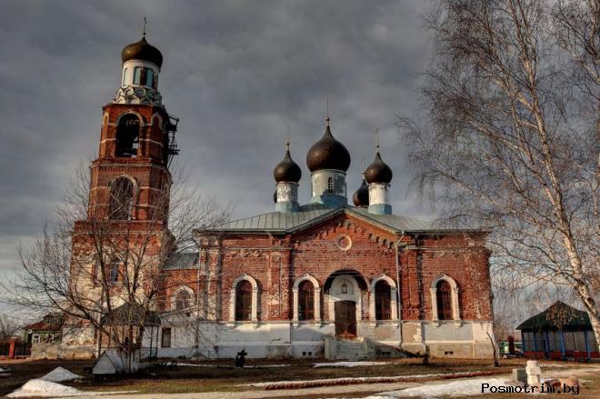 Храм Покрова Карпово