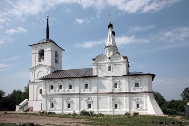 Спасо-Преображенский храм Воротынского монастыря