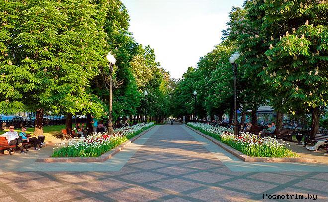 Тверской бульвар Москва